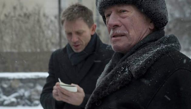 Daniel Craig & Christopher Plummer in The Girl With the Dragon Tattoo (2011)