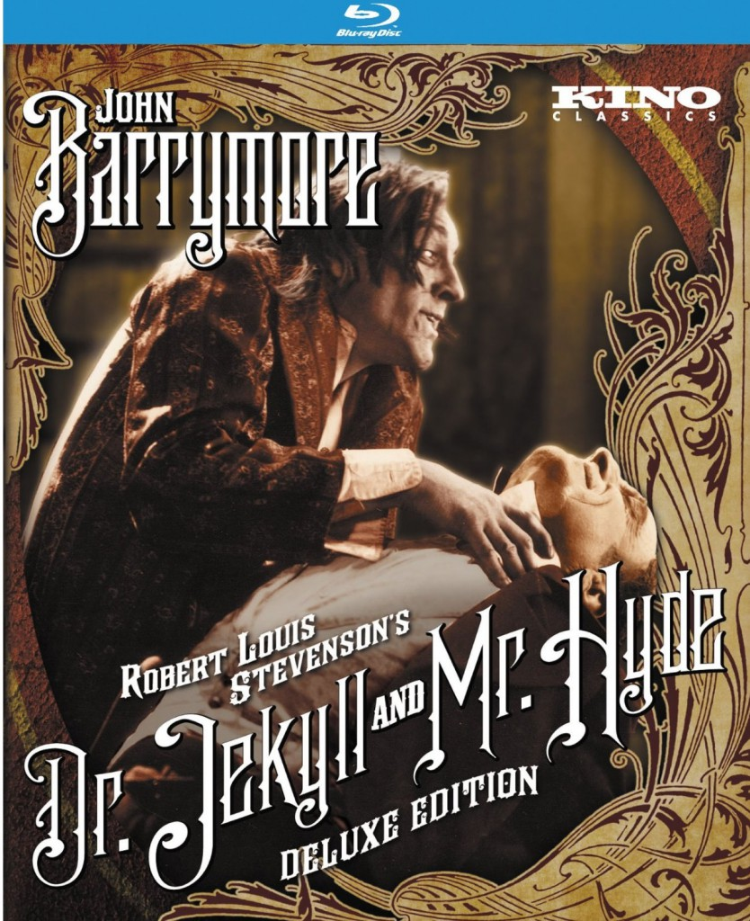 Dr. Jekyll and Mr. Hyde blu-ray