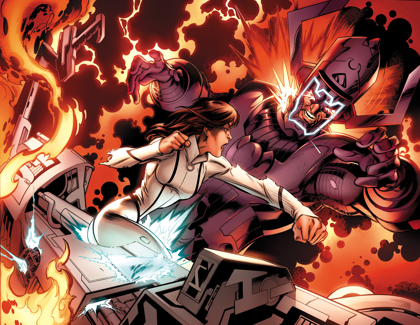 Cataclysm #5 is the End of an Era for Marvel's Ultimate Universe