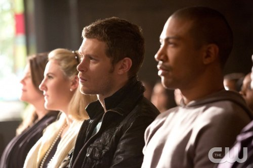 Joseph Morgan, Charles Michael Davis, The Originals, Crescent City