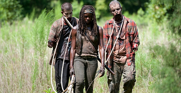 Danai-Gurira-in-The-Walking-Dead-season-4-episode-9