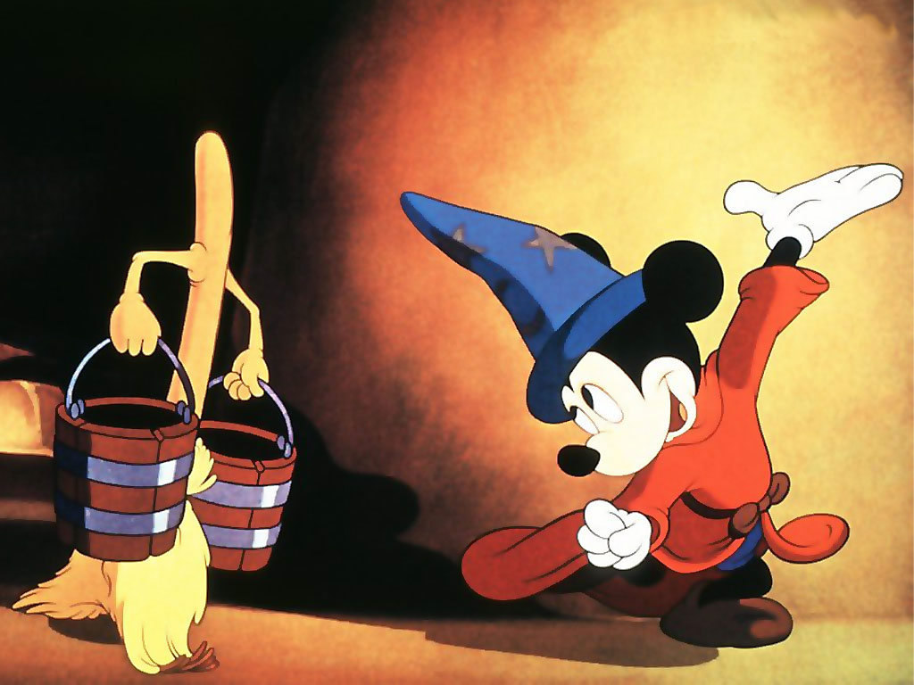 Fantasia by Walt Disney (1940)