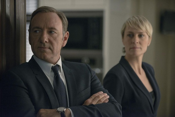 House of Cards season 2 promo image