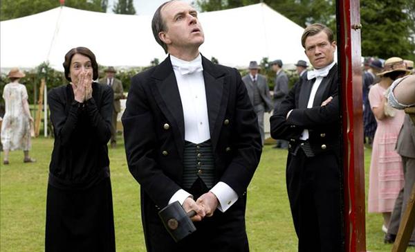 Molesley Downton Abbey