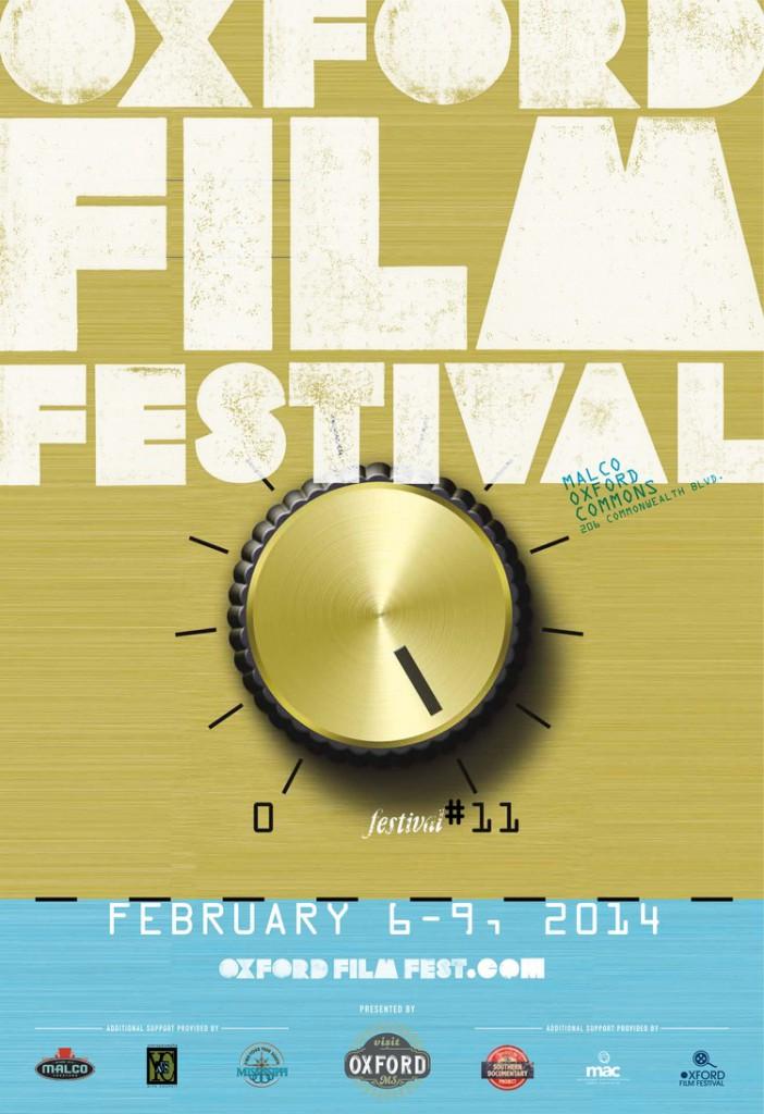 Oxford Film Festival poster