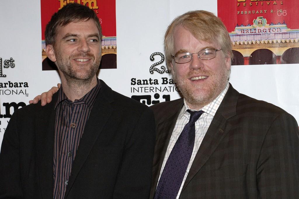 Paul Thomas Anderson & Philip Seymour Hoffman