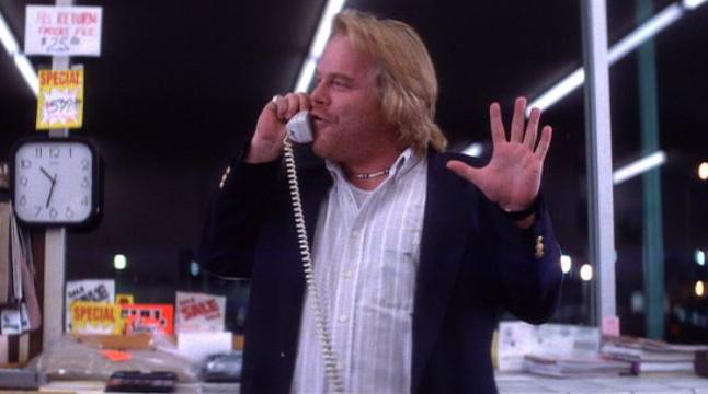 Philip Seymour Hoffman in Punch-Drunk Love (2002)