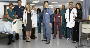 Scrubs cast photo
