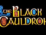 black cauldron title card