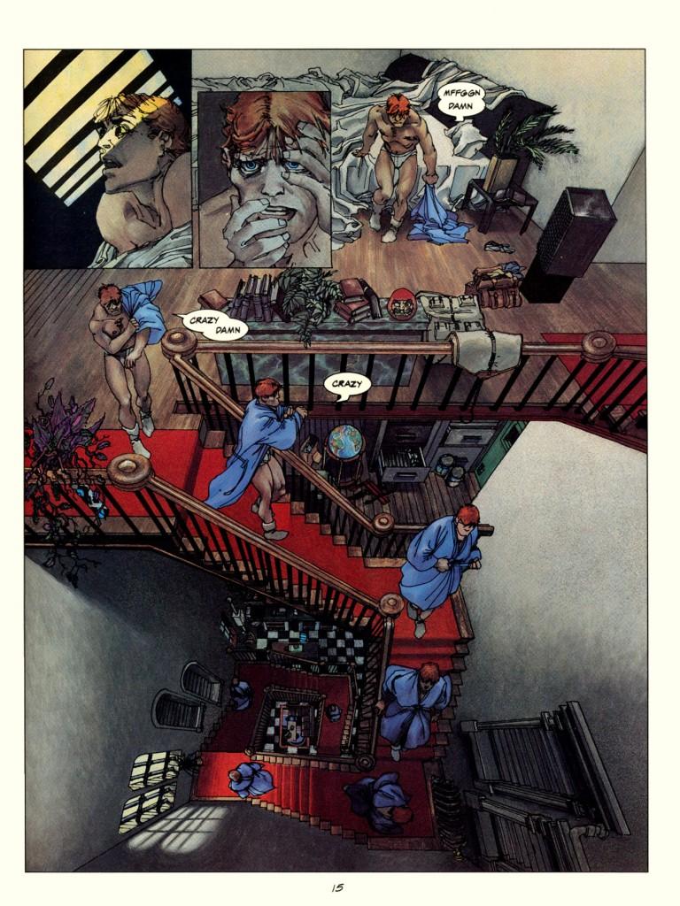 Elektra Lives Again by Frank MIller