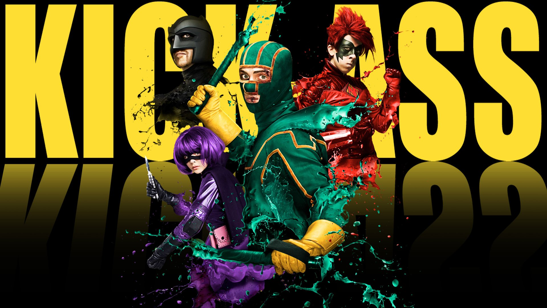 'Kick-Ass' lacks thematic consistency but packs in a lot of guilty fun