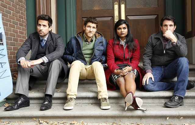 Mindy Project promo pic