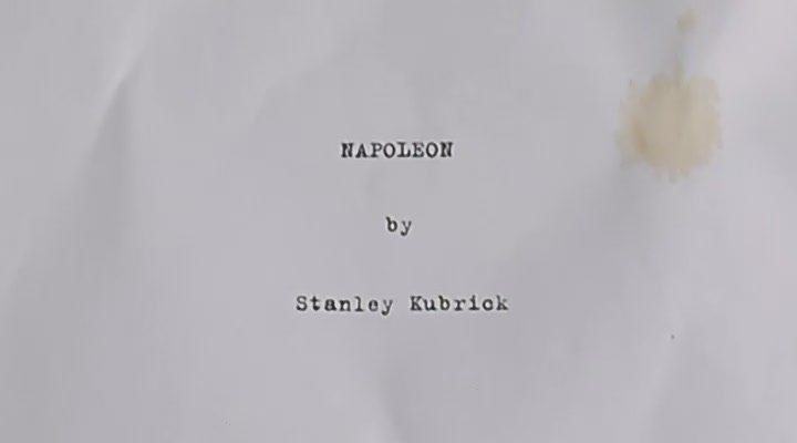 Stanley Kubrick's 'Napoleon' – What Might Have Been