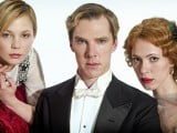 Parade's End cast