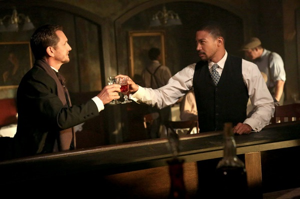 The Originals, Charles Michael Davis, Le Grand Guignol