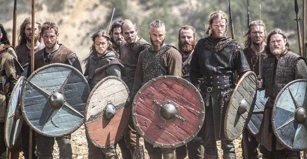 Vikings S02E01 promo image