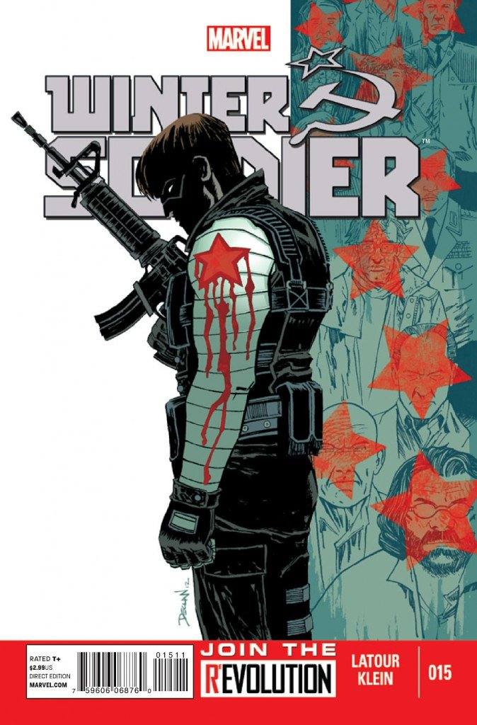 To Better Know a Hero: The Winter Soldier