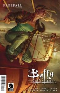 buffy season 9 issue 1