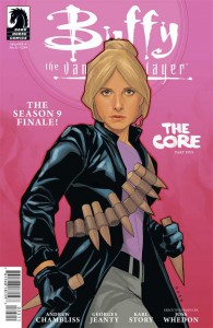 buffy season 9 issue 25