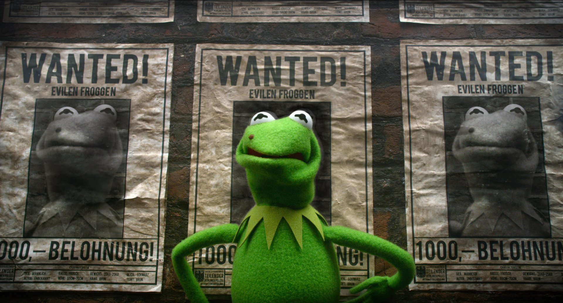 'Muppets Most Wanted' a wry and cheerful return to form for Kermit and friends