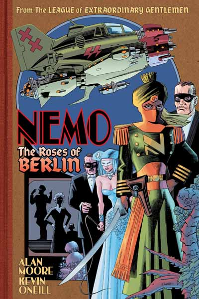 Nemo by Alan Moore and Kevin O'Neill