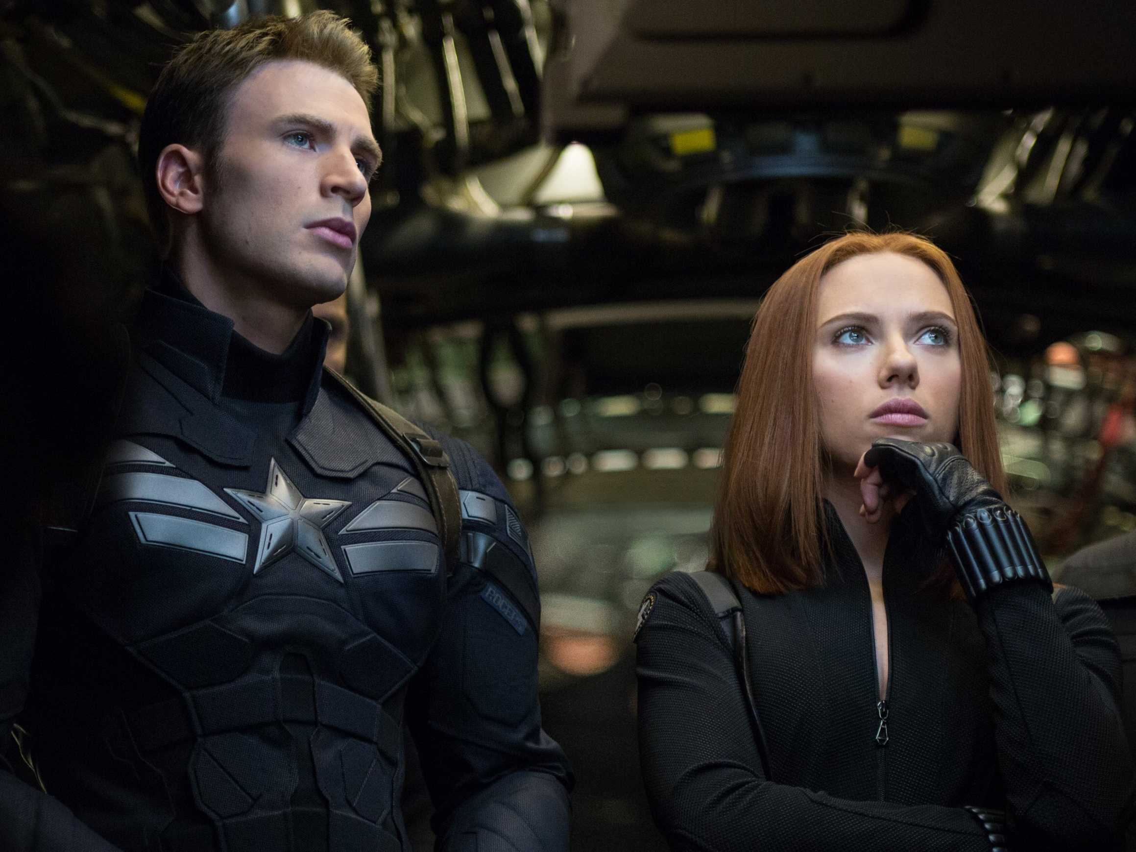 'Captain America: The Winter Soldier' a brutally efficient new entry in the Marvel Cinematic Universe