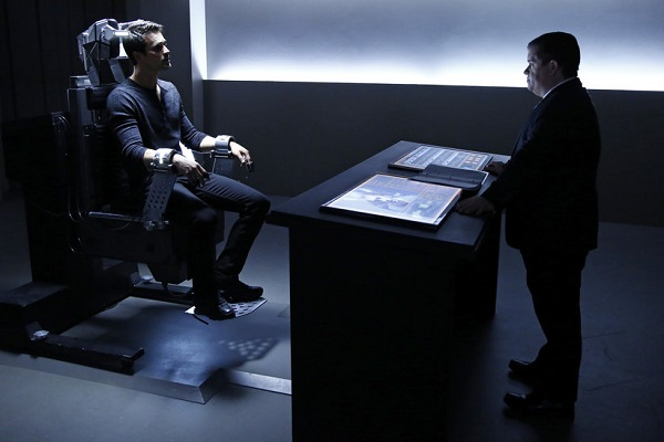 Agents of Shield Episode 19 The Only Light in the Darkness