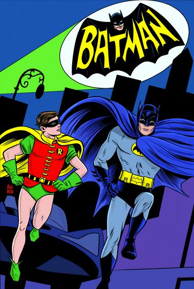 Batman '66 V1 by Mike Allred