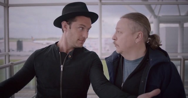Saturday Shorts: 'Connection', starring Jude Law