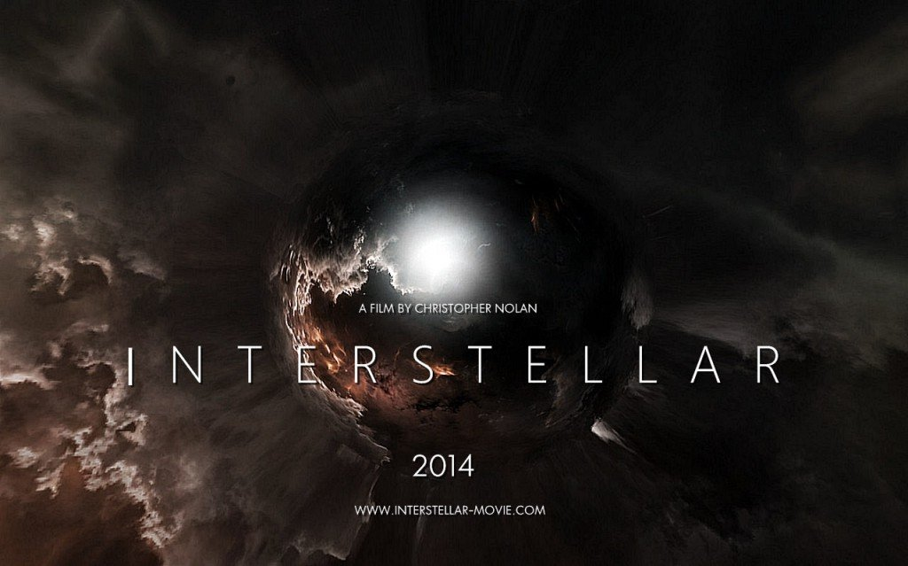 Official movie poster for Interstellar (2014)
