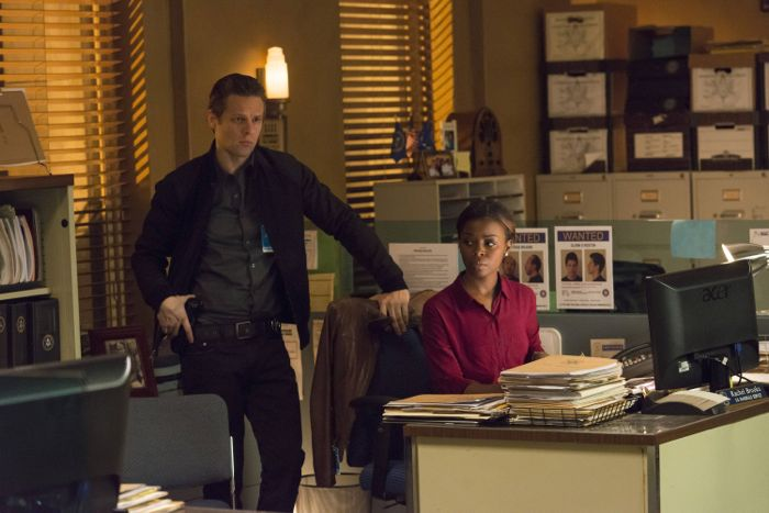 Justified 5x12 Starvation