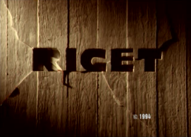 Riget title card