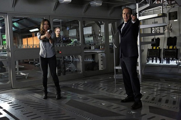 Marvel's Agents of SHIELD - Turn, Turn, Turn