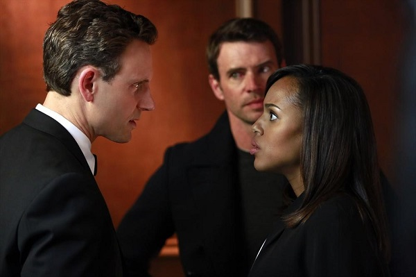 Scandal, The Price of Free and Fair Elections, Olivia Pope, Fitz Grant, Jake Ballard