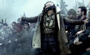Tom Hardy & Josh Stewart in The Dark Knight Rises (2012)