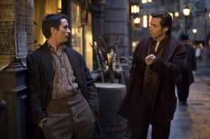 Christian Bale & Hugh Jackman in The Prestige (2006)