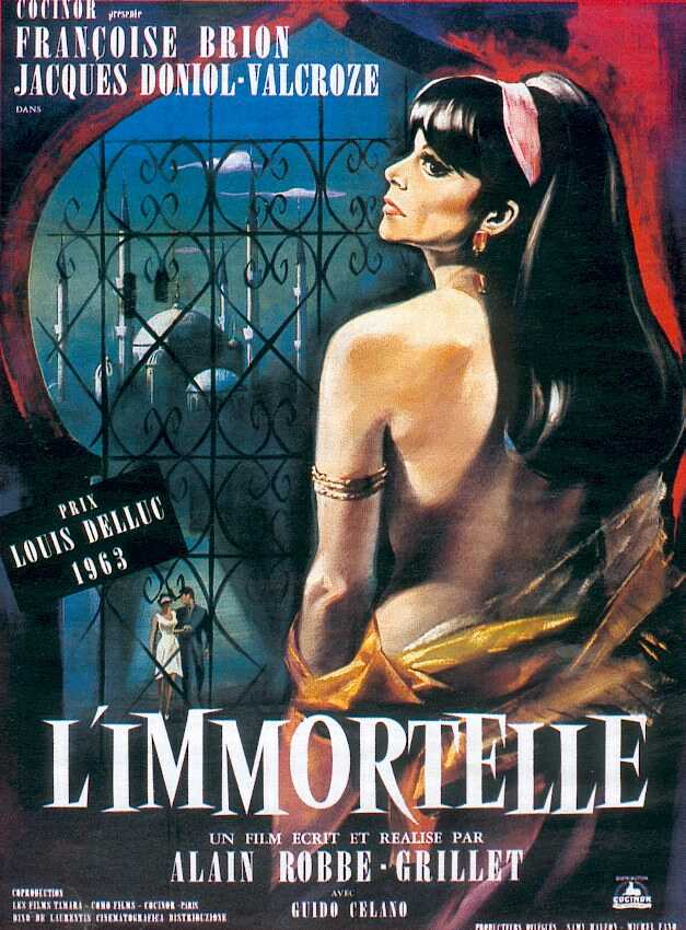 L'immortelle Poster