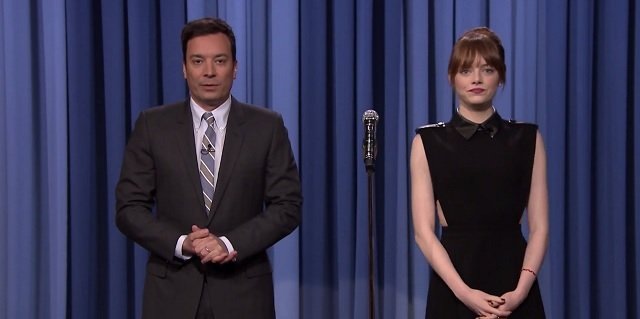 Video of the day: Watch Emma Stone in a lip-sync battle with Jimmy Fallon