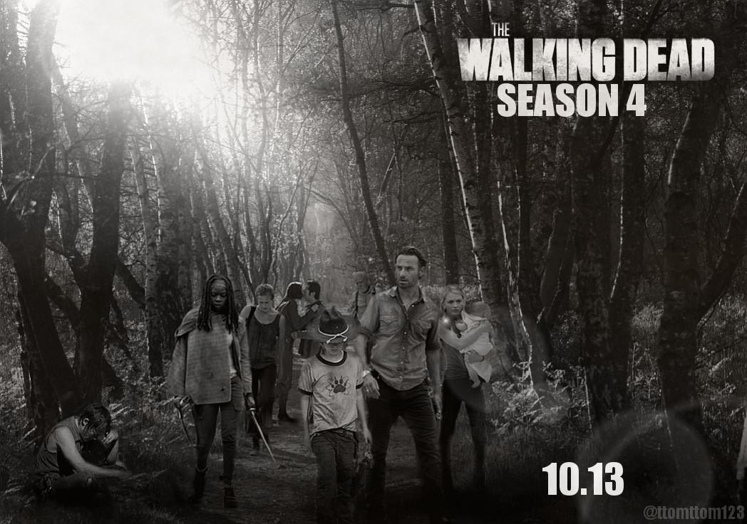 """The Walking Dead Podcast Episode 53: """"A"""" - PopOptiq"""