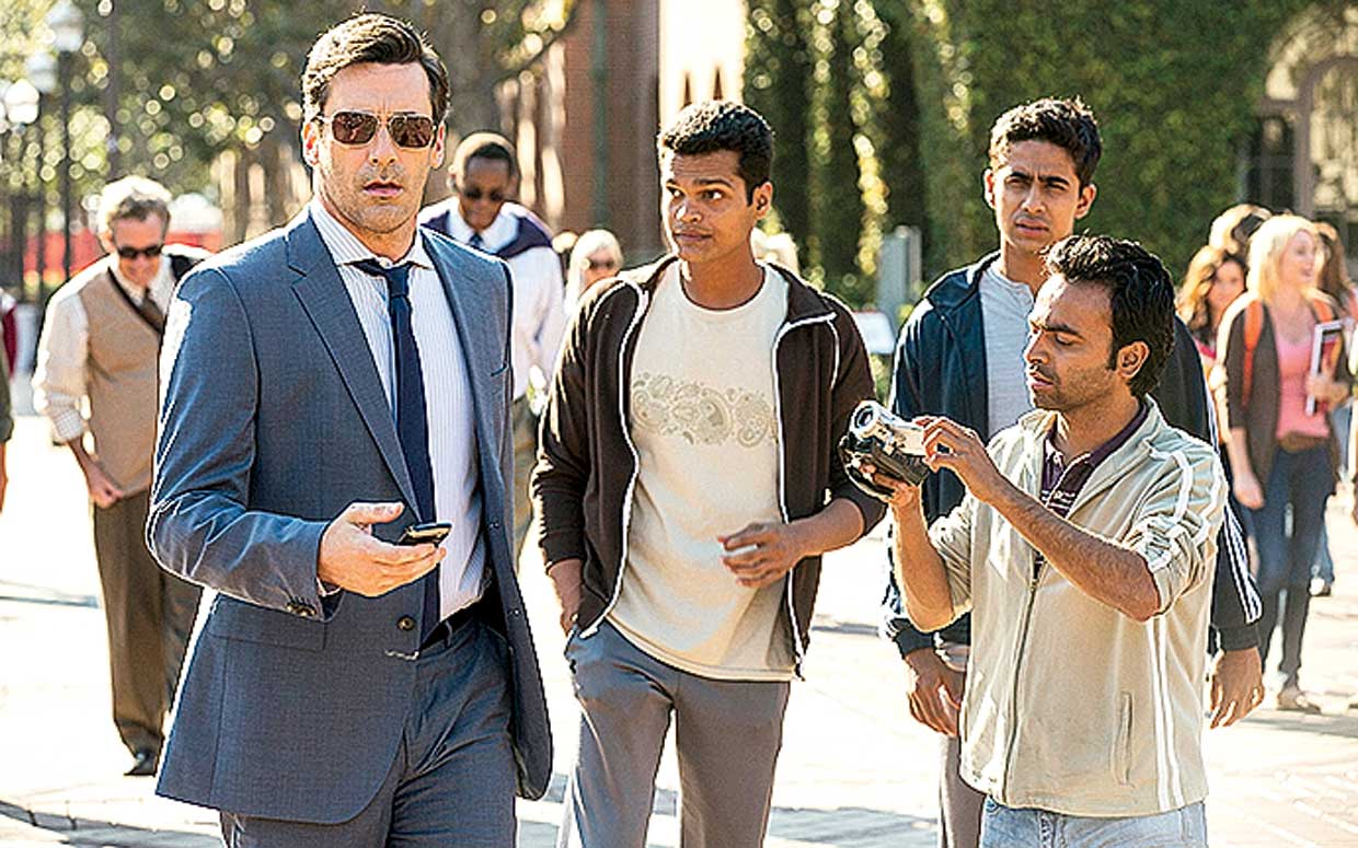 'Million Dollar Arm' a decent, but not truly memorable, sports drama/showcase for Jon Hamm