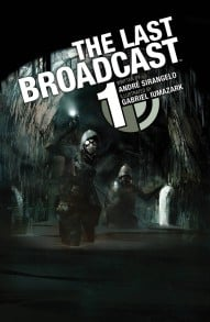 The Last Broadcast #1 review