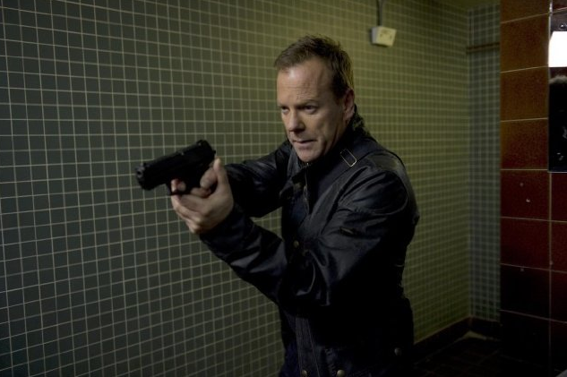 Jack Bauer (Kiefer Sutherland) returns in 24: Live Another Day