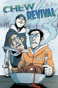 Chew Revival Cover