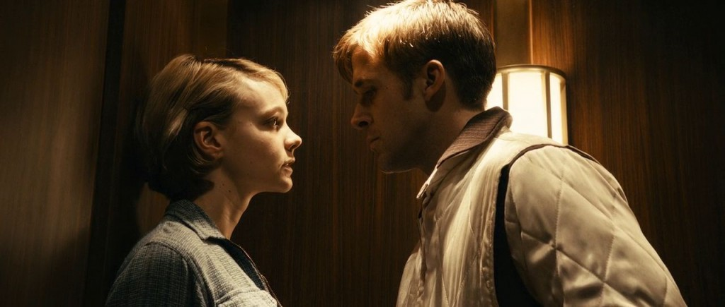 Carey Mulligan & Ryan Gosling in Drive (2011)