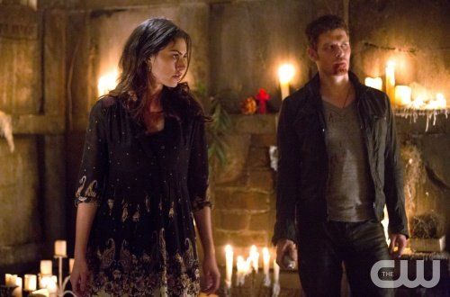 The Originals, From a Cradle to a Grave, Daniel Gillies, Phoebe Tonkin