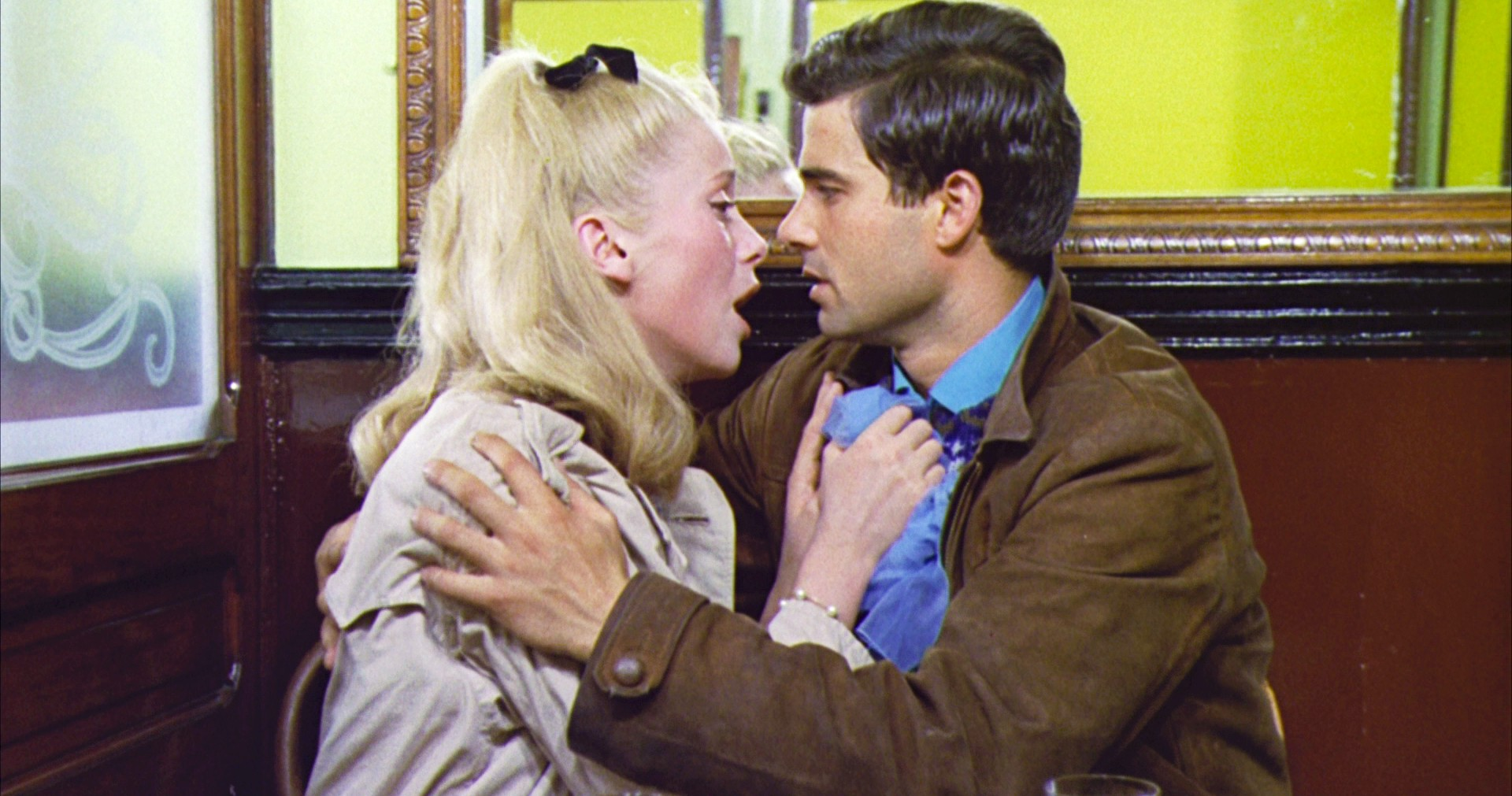 A Look Back at the Cannes Palme D'Or Winners from the 60s: 'The Umbrellas of Cherbourg'