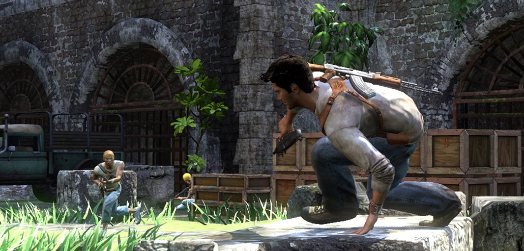 Uncharted: Drake's Fortune' gleefully channels 'Indiana Jones ...