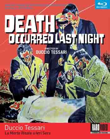 Death Occurred Last Night BR