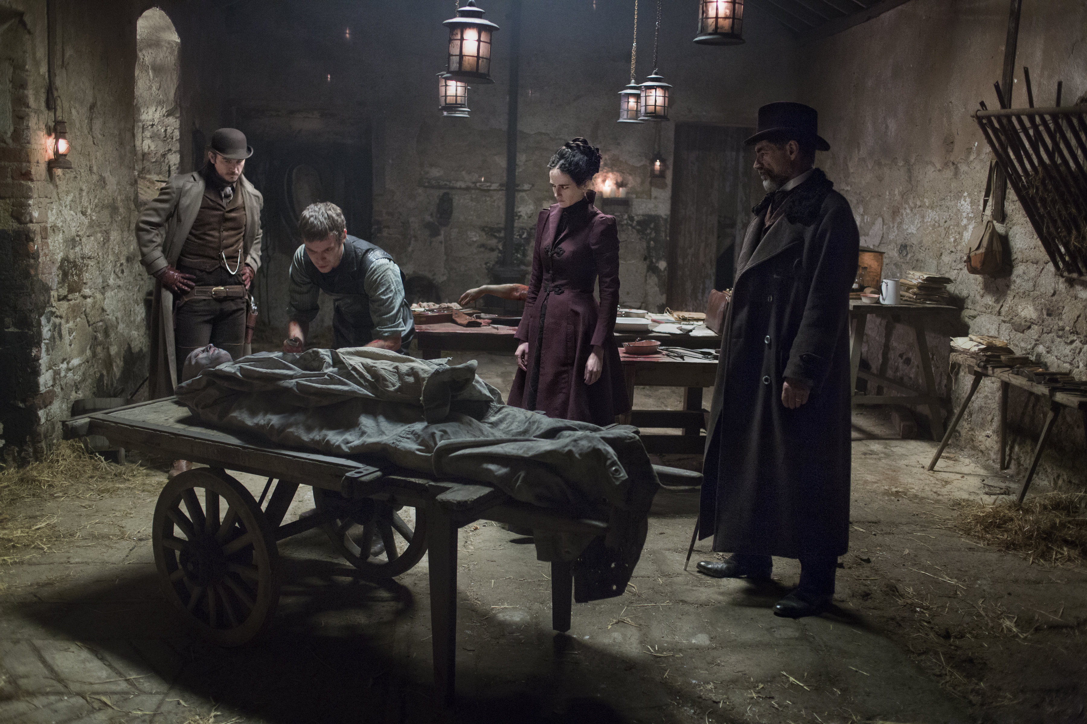 "Penny Dreadful, Ep. 1.01, ""Night Work"" is bloody, goofy, darkly poetic television"