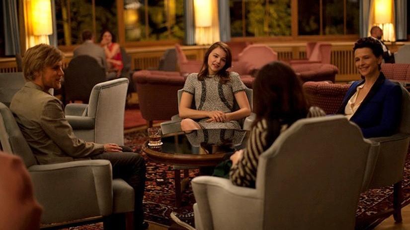 Clouds of Sils Maria - Kristen Stewart, Chloe Grace Moretz, Juliette Binoche